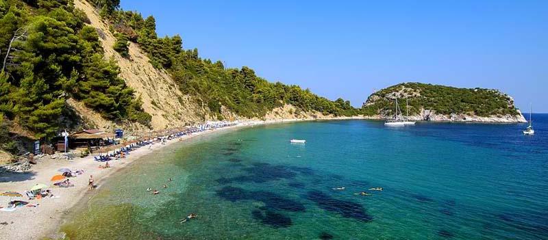Holiday islands, Greece